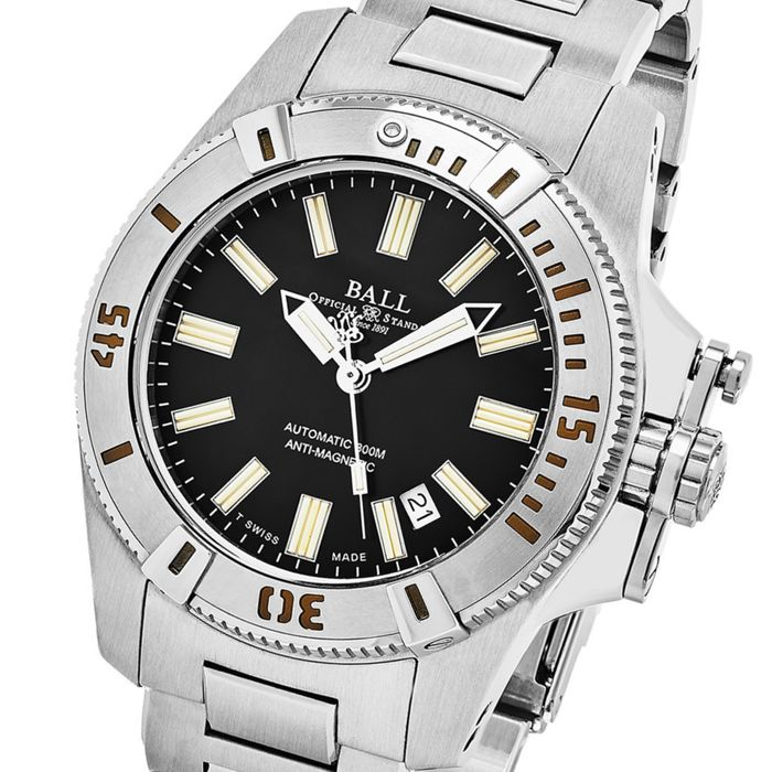 Ball Engineer-Hydrocarbon Classic Diver 300 meters Automatic Men's Watch