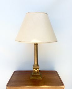 "Large lamp ""Classic French"" style, around 1950"