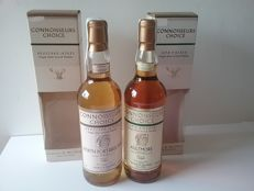 2 bottles - North Port-Brechin 1981  and  Aultmore 1989