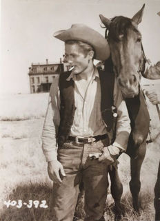 Unknown - James Dean - 'Giant' - 1955