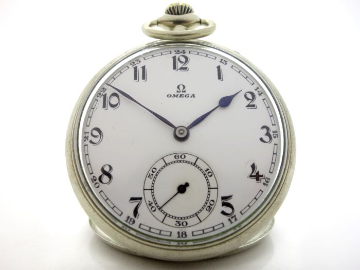 Omega - Pocket Watch  - 9488006 - Heren - 1901-1949