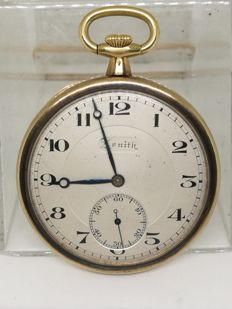 Zenith - pocket watch - Grand prix Paris 1900.
