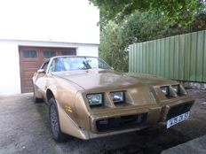 Pontiac - Firebird Trans-Am - 1979 / SOLD WITHOUT RESERVE PRICE
