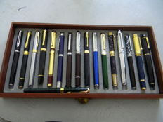 Collection of 18 Iridium Germany Fountain Pens New from Stock