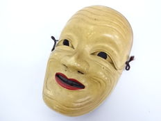 Tenazuchi mask - Japan - Mid 20th century