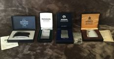 Lot of 4  Ronson lighters with original box.