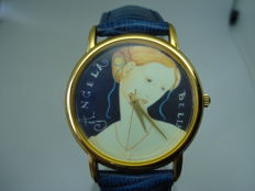 Palazzo Brugiotti Collection – 'Angela' – Men's wristwatch from the late 1980s – N.O.S.