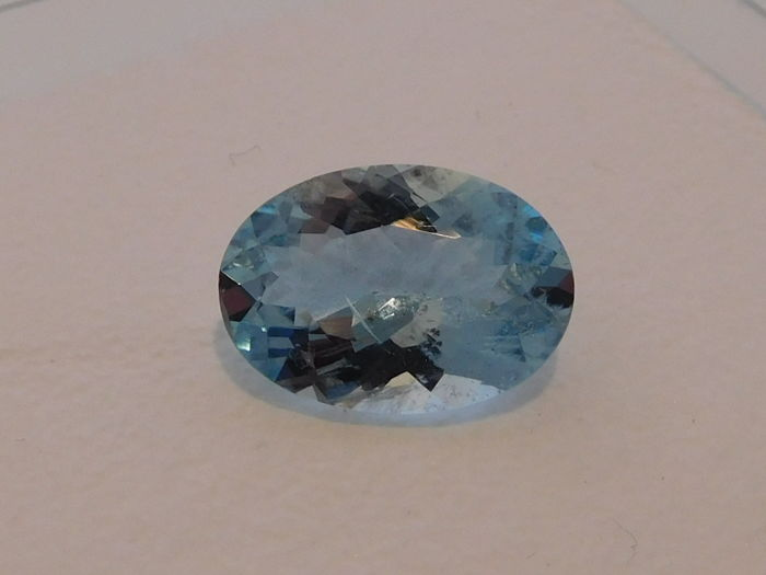 Aquamarine – 5.61 ct – No Reserve