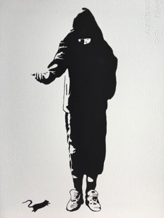 Blek le Rat - The Begger (Le Mendiant)