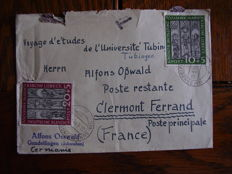 Germany, Federal Republic and Berlin – Lot of correspondence and postal cards