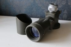 Officine Galileo Military ship or tank viewer - possible a stereoscopic rangefinder