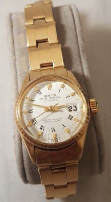 Rolex Oyster Perpetual Datejust Chronometer Automatic