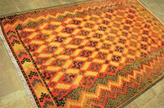 Persian kilim – handwoven – rug, 230 cm x 155 cm – Iran – first half 20th century