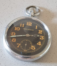 22. Jaeger LeCoultre – military pocket watch – Switzerland 1940