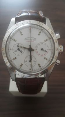 Eberhard & Co., Chronoghraphe Champion Diascope, Men's Wristwatch.