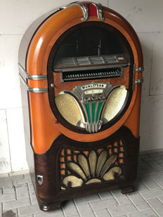 Wurlitzer 750 (video available)
