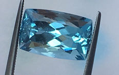 Aquamarine - 5.76 ct