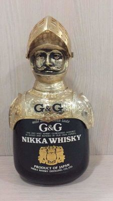 Nikka G&G Whisky Golden Soldier