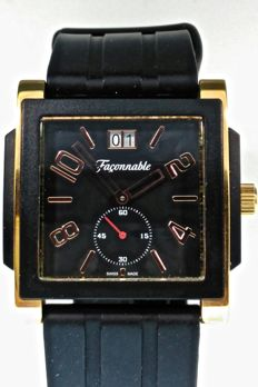Façonnable – Paço Lounge – Men's Watch – Year: 2000-2010