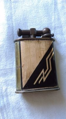 Table lighter 1910 / 1920 stamp Department of finance