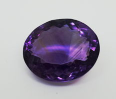 Amethyst - 17.88 ct - NO RESERVE PRICE