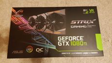 Asus Strix ROG Nvidia GeForce GTX 1070 8 GB OC Edition