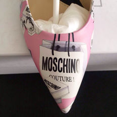Moschino – Couture shoes
