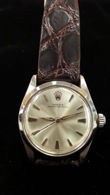 Rolex Oyster Perpetual 6549 Ref-1160 Unisex 30mm 1960's