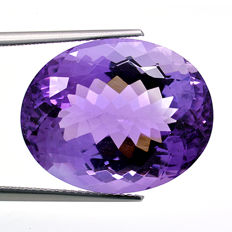 Amethyst – 25.68 ct – No Reserve Price