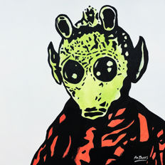 MR.BABES - Star Wars: Greedo