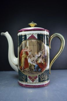 Ackermann & Fritze tea pot (original)
