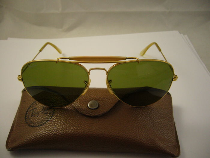 Ray-Ban vintage aviator sunglasses - USA