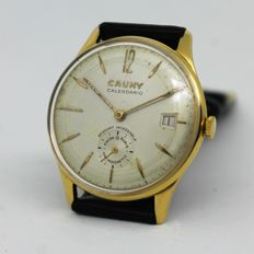 Cauny – Calendar – Men's Wristwatch