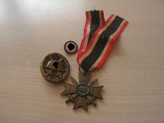 Lot of German medal and badge.