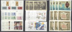 Cyprus 1963/1989   - Small lot of sheets
