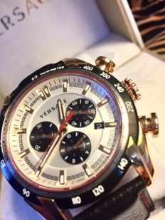 Versace - V.Ray  VDB 040014 - Chronograph - MEN'S - 2011 to today