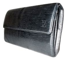 Louis Vuitton – Continental wallet.
