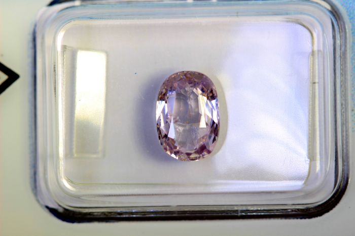 Pink Sapphire – 1.59 ct