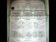 Imperial Ottoman Government 4% Loan 1909