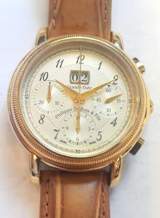 Du Bois & Fils 1785 Panorama Grande Date 90073 - Absolutely new watch
