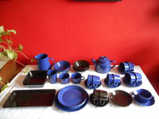 Arabia from Finland - Lot with tableware pieces Kilta by Kaj Franck.