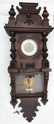 Jugendstiel Regulator – Period 1880/1900