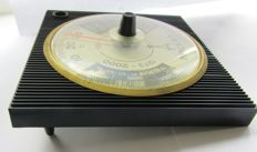 Jaeger desk thermometer and calendar (1973-2000)  - Moscow.