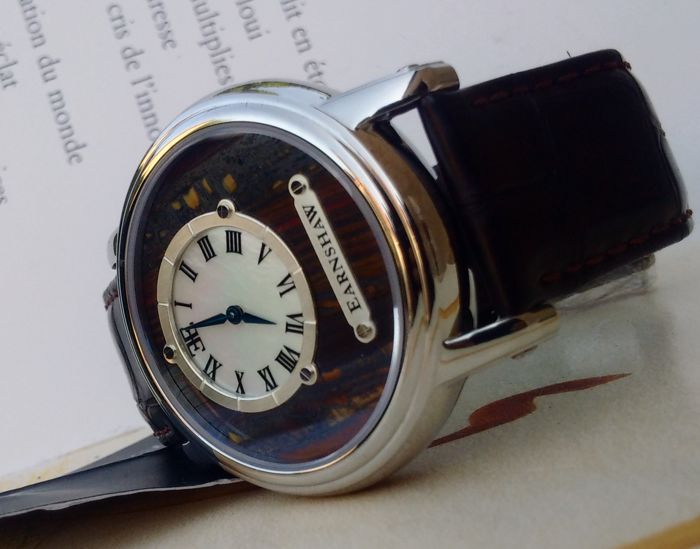 Earnshaw - Swiss Made - Limited Edition - Nos - Mannen - 2010s