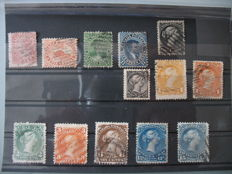 Canada – small collection of the starting edition