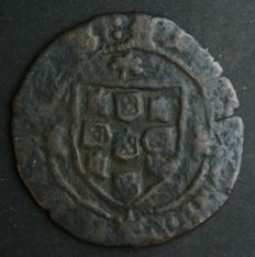 Portugal – Ceitil – Afonso V – 1438-1481 – Reminted – Very rare – See note