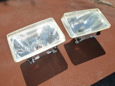 New headlights Ford Capri MKII right and left 1974 - 1978