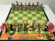 Shrek Chess Set - Collectors Edition