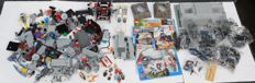 Large lot Lego assorted+ Lego Knight's Kingdom + Star Wars + Bionicle