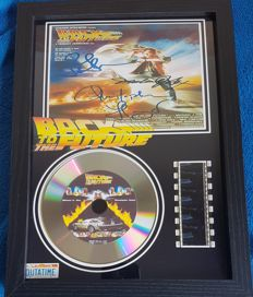 Back to the Future - Framed CD